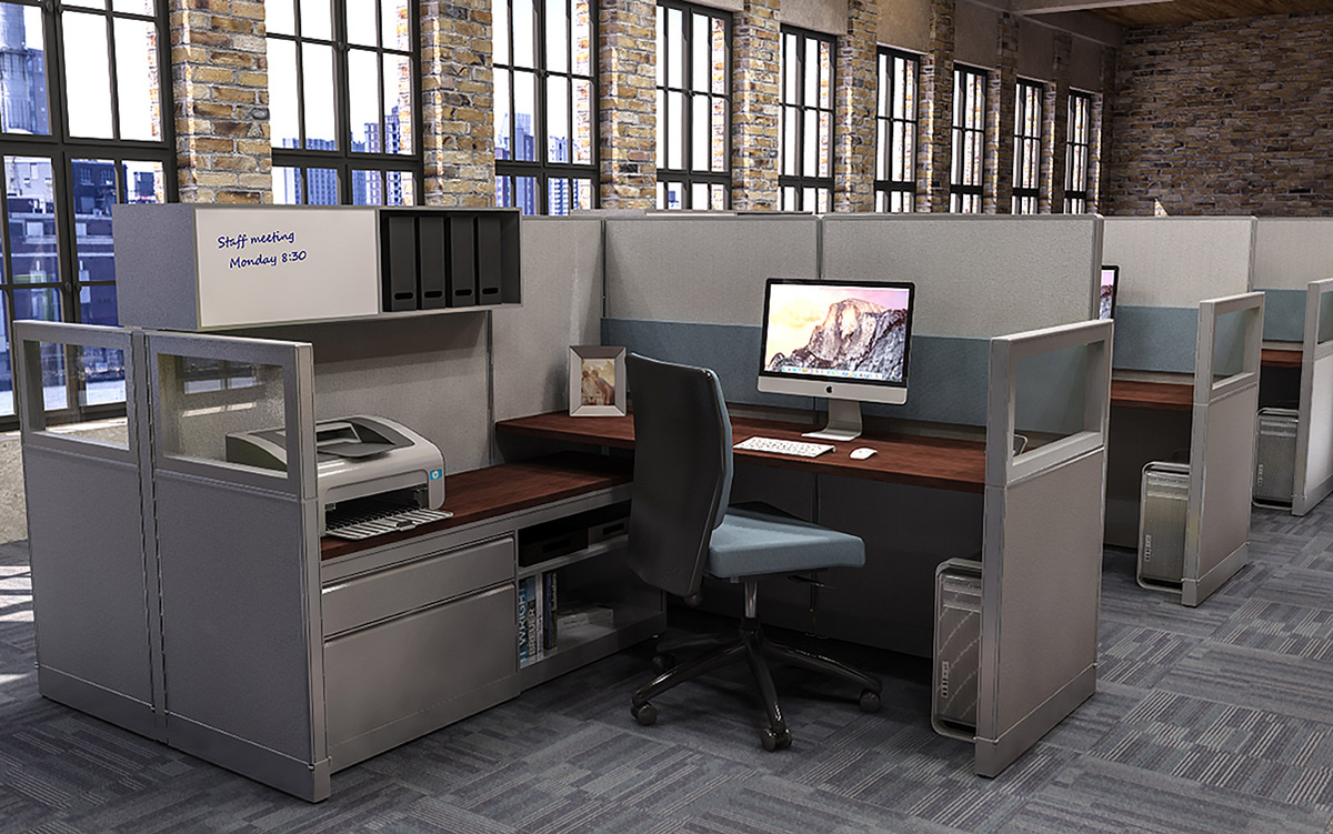 Commercial Cubicles